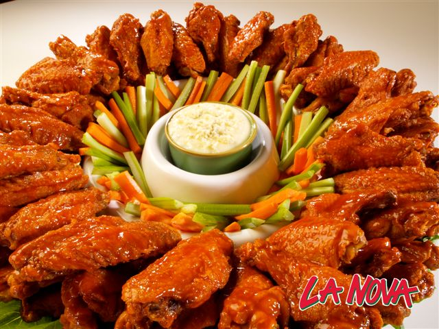 Hot wings or chicken?