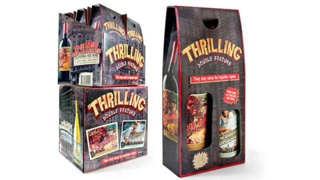 Double Feature – Package Design