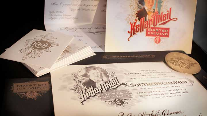 Southern Charmer – Collateral Package