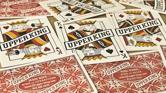 Upper King – Business Cards