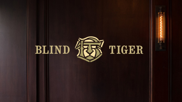 Blind Tiger Pub – Logo, Menu & Merchandise