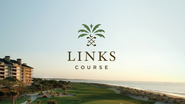 Links Course – Logo
